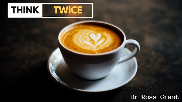 Health Facts with Dr Ross Grant - Caffeinated Beverages