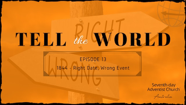 1844 - Right Date But Wrong Event