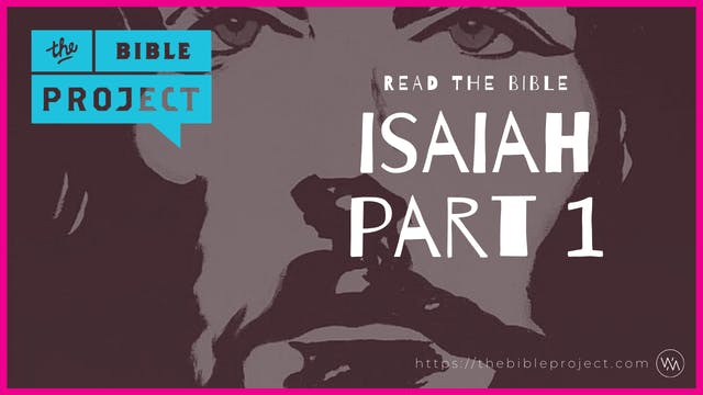 The book of Isaiah Overview (part 1).