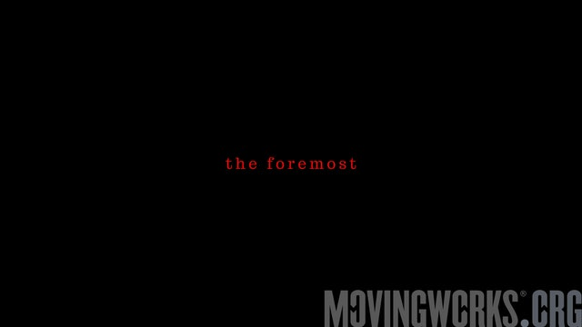 The Foremost