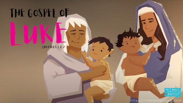 The Book Of Luke: Chapters 1-2
