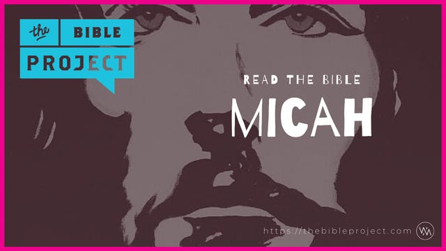 The book of Micah Overview.