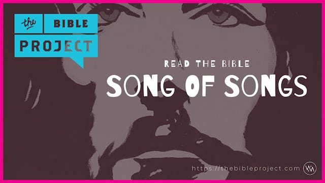 The book of Song Of Songs (or Solomon...