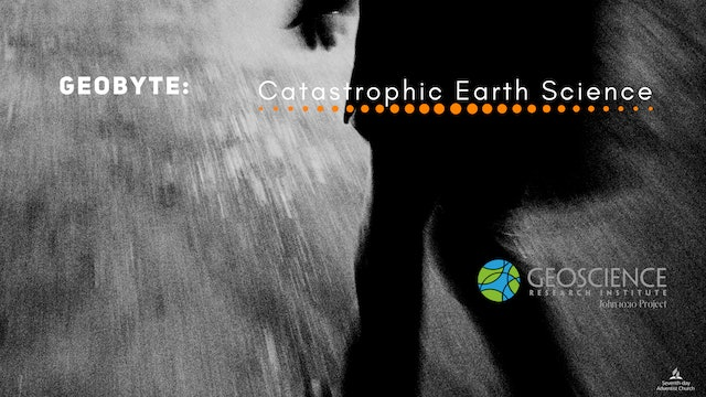 Catastrophic Earth Science
