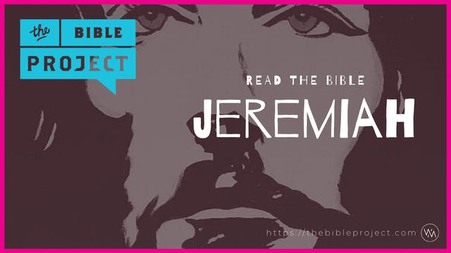 The book of Jeremiah Overview.