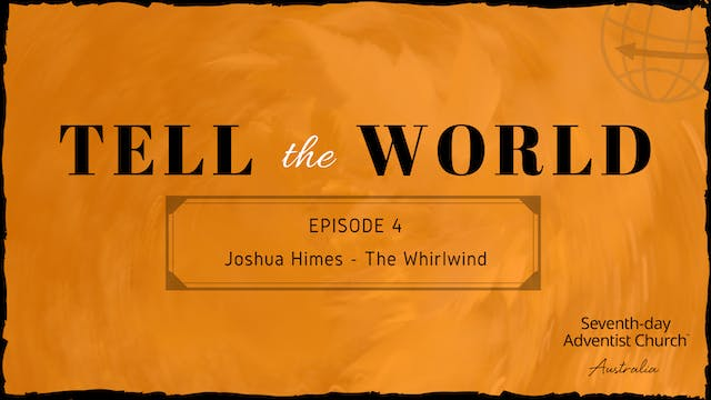 Joshua Himes - The Whirlwind