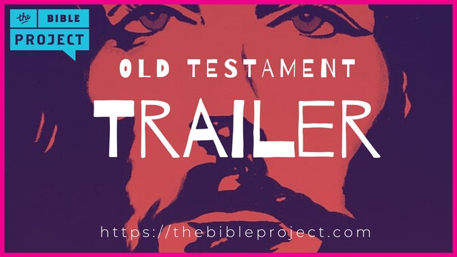 The Bible Project: Old Testament Trailer.