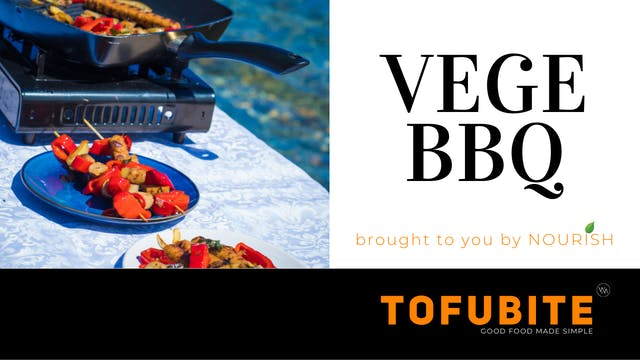 Nourish: Veggie BBQ