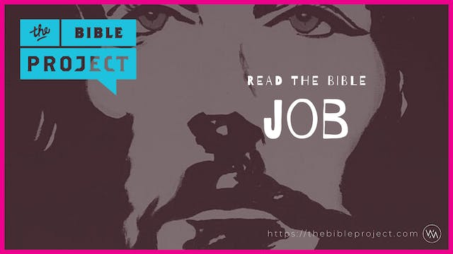 The book of Job Overview.