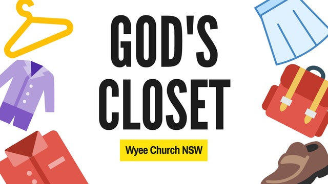 God's Closet - Wyee