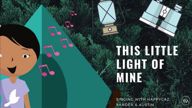 Singing With HAPPYCAZ: This Little Light Of Mine