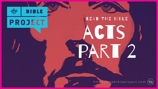 The book Of Acts Overview (Part 2)