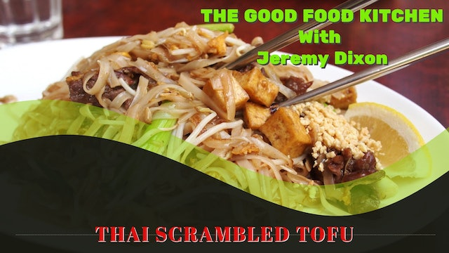 Thai Scrambled Tofu
