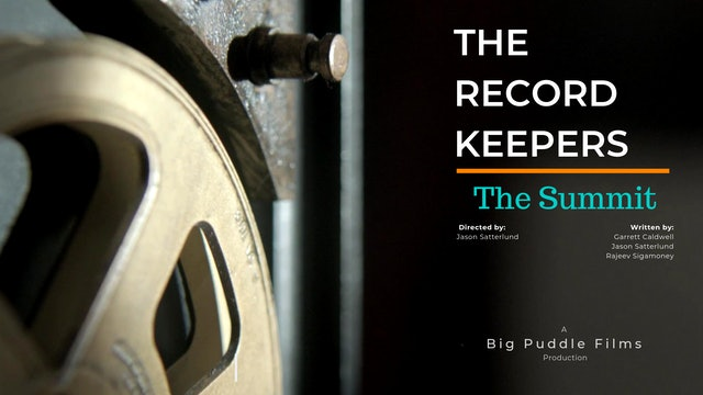 The Record Keeper - Episode 8: The Summit