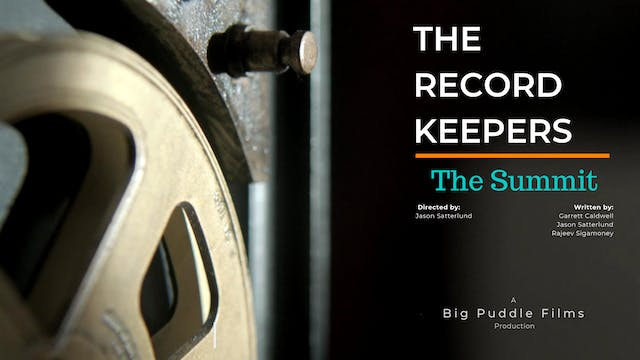 The Record Keeper - Episode 8: The Su...