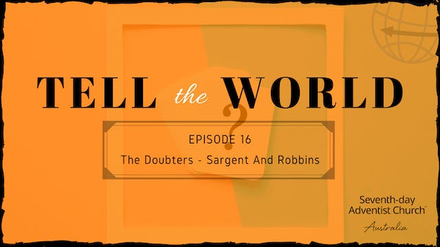 The Doubters - Sargent & Robbins