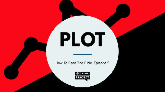 Biblical Narrative: Plot
