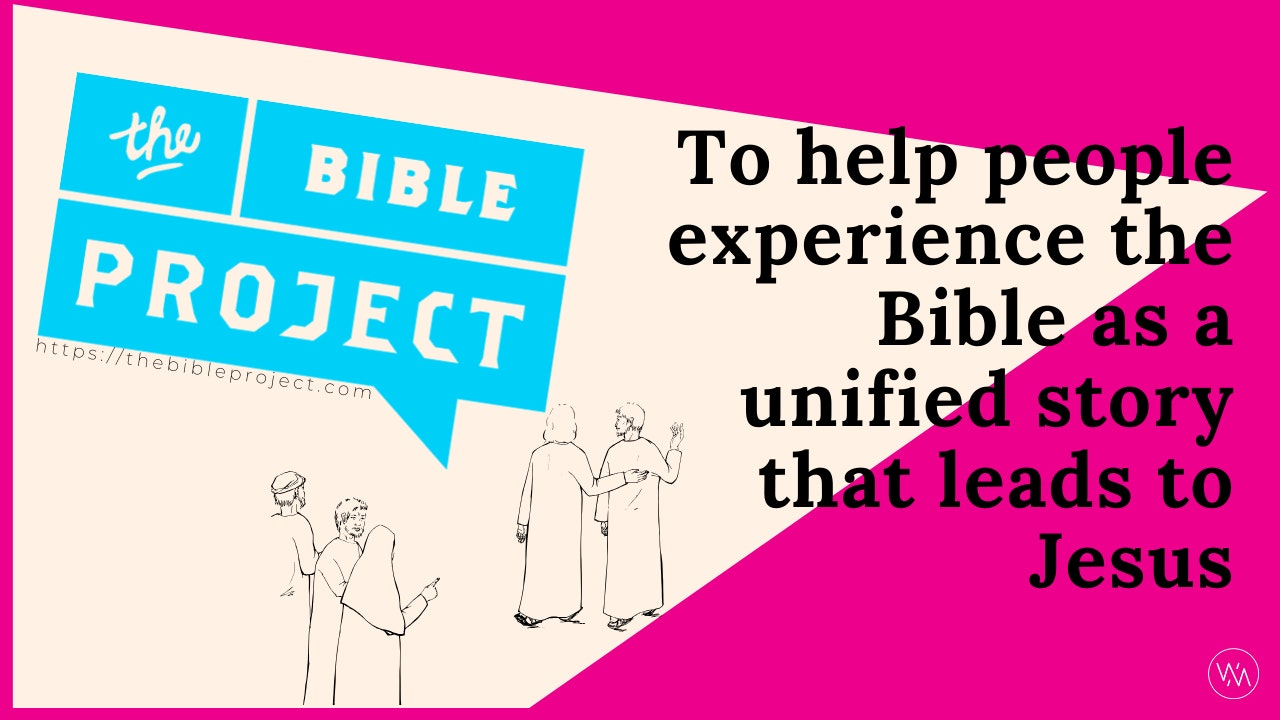 THE BIBLE PROJECT - NEW TESTAMENT BOOK OVERVIEWS