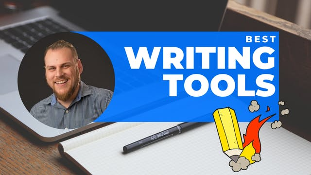 Episode 3: 60 Second Writing Tips - B...