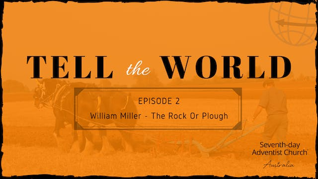 William Miller - The Rock or Plough