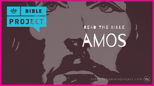 The book of Amos Overview.