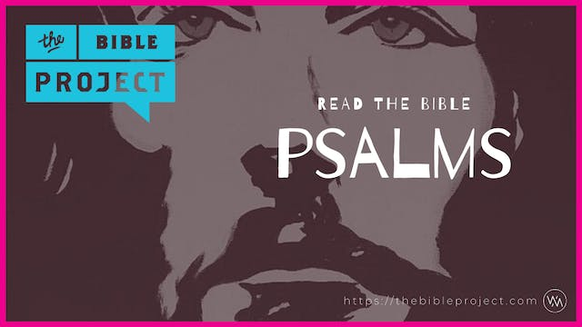 The book of Psalms Overview.