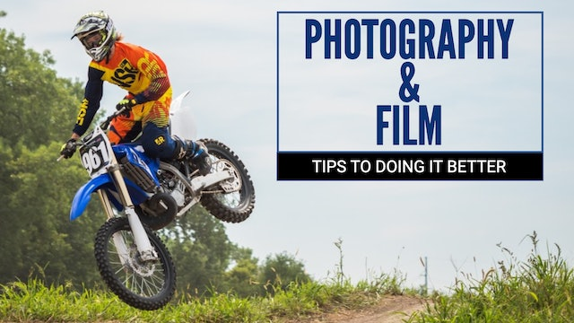 PHOTOGRAPHY | FILM - TIPS TO DO IT BETTER