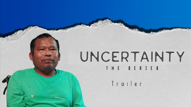 Uncertainty: The Series Episodes 1-5:...