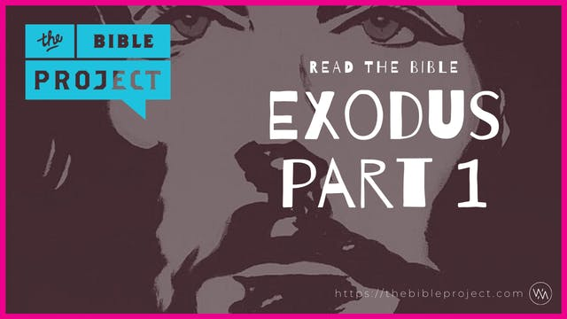The book of Exodus Overview (part 1).