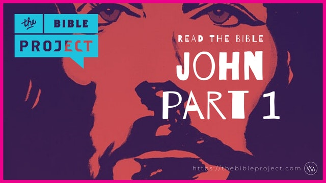 The Gospel Of John Overview (Part 1)