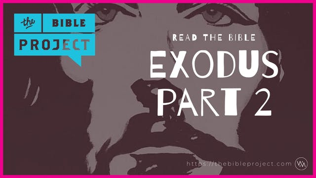 The book of Exodus Overview (part 2).