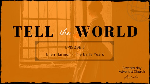 Ellen Harmon - The Early Years