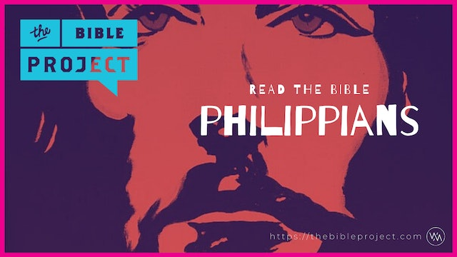 The book Of Philippians Overview.