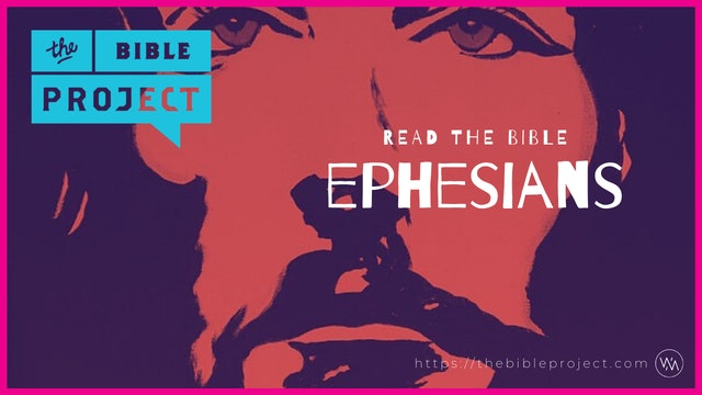 The book Of Ephesians Overview.