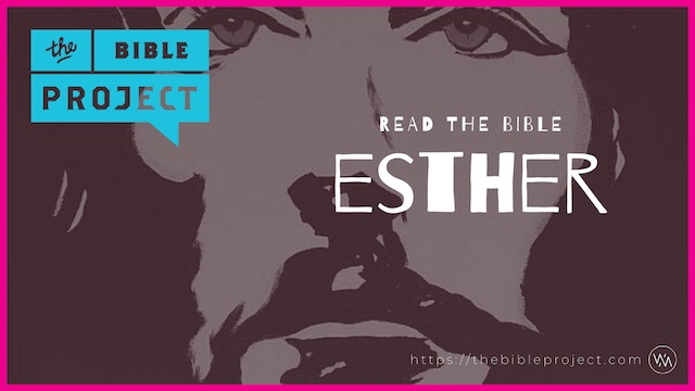 The book of Esther Overview.