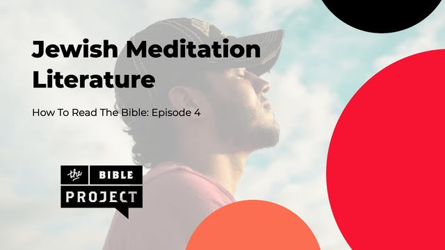Jewish Meditation Literature