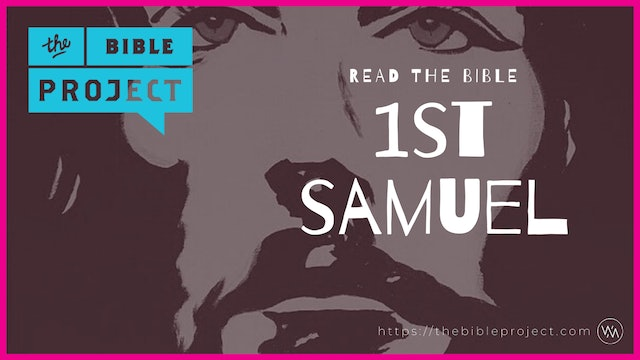 The book of 1st Samuel Overview.