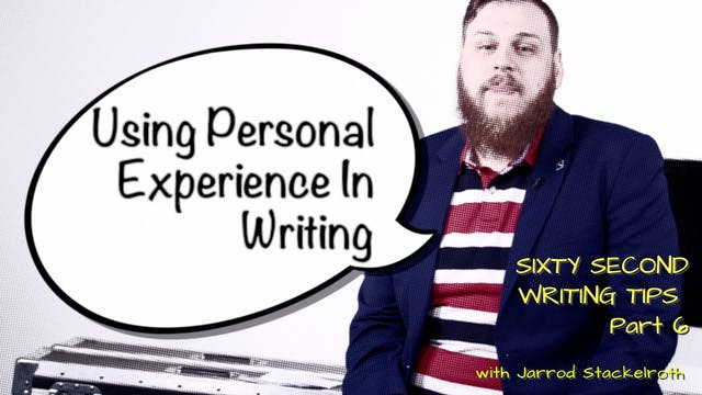 Episode 6: 60 Second Writing Tips - U...