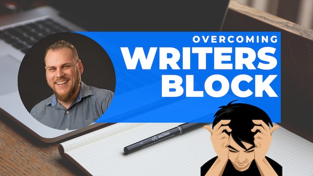 Episode 1: 60 Second Writing Tips - Overcome Writer's Block