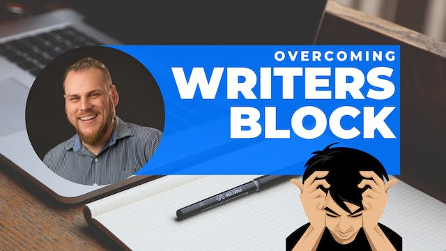 Episode 1: 60 Second Writing Tips - O...