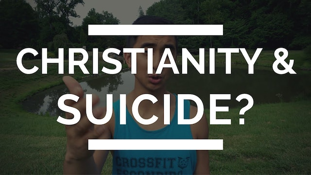 What does the Bible say about Suicide