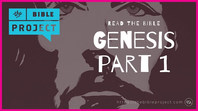 The book of Genesis Overview (part 1).