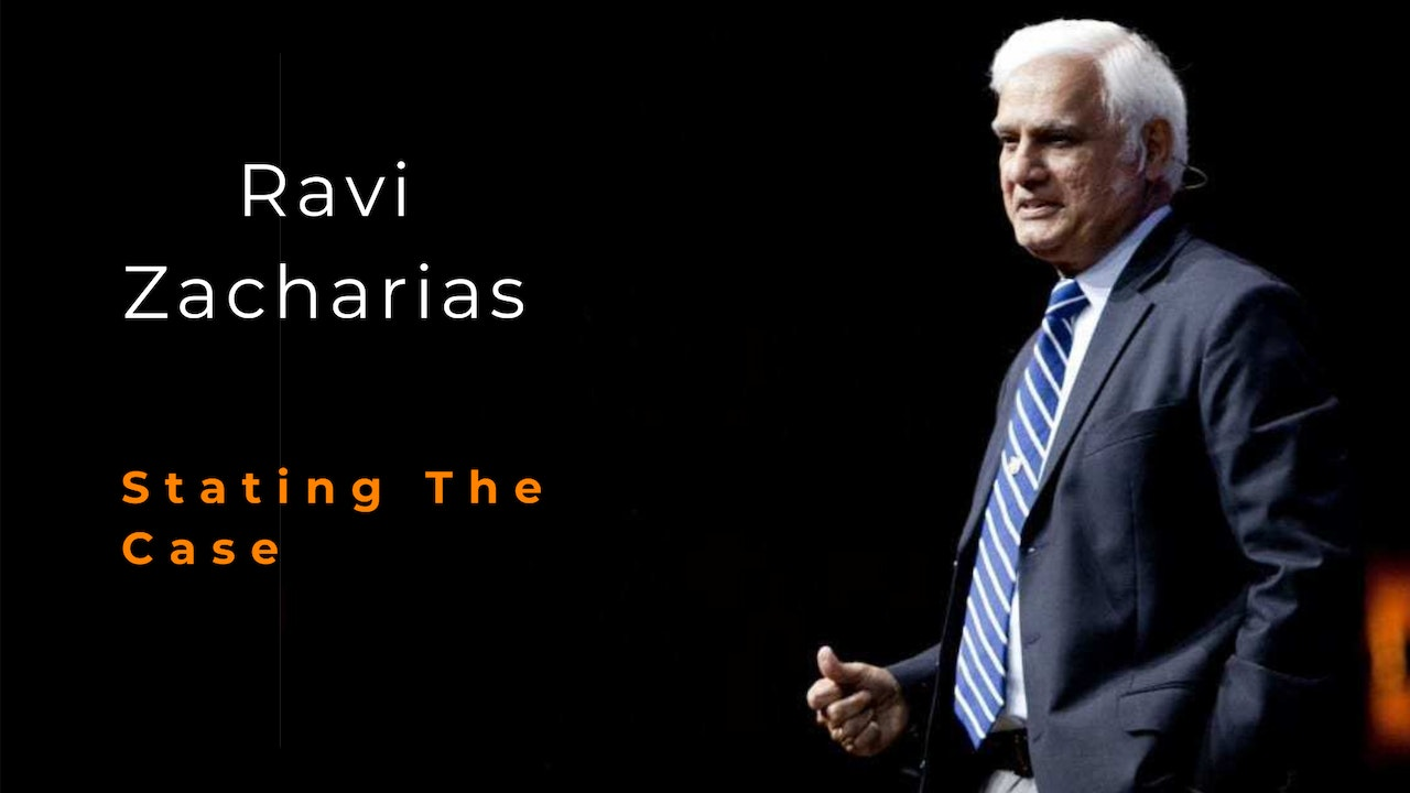 Apologetics: Ravi Zacharias