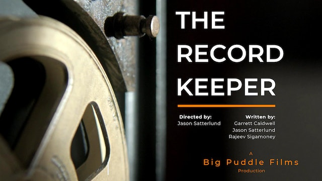 The Record Keeper: Series Trailer