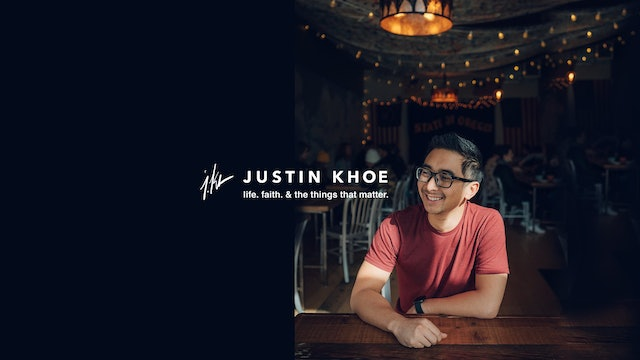 Hope For When You're Depressed | JUSTIN KHOE