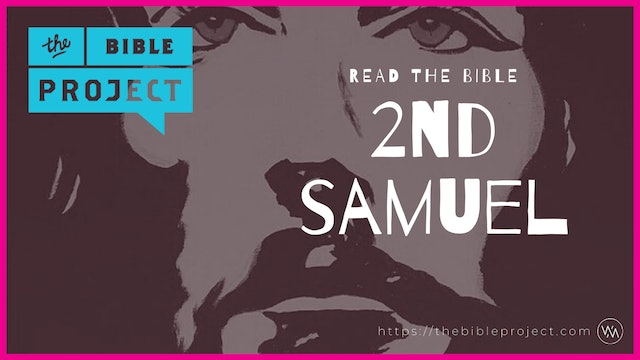 The book of 2nd Samuel Overview.