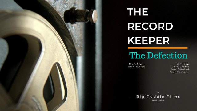 The Record Keeper - Episode 1: The Defection
