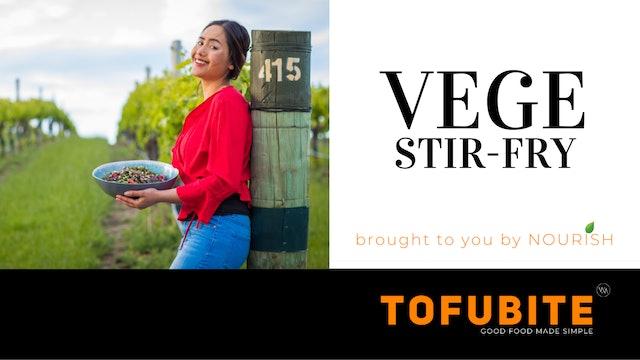 Nourish: Veggie Stir-fry