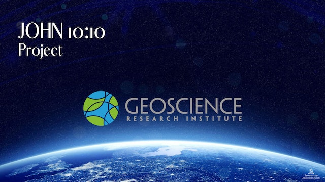 GEOSCIENCE Research Institute