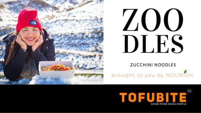 Nourish: Zoodles
